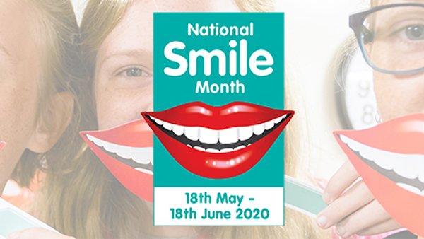 Charity campaign launches for good oral health