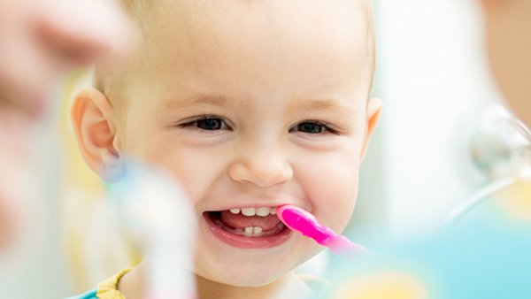 Dental care for mother and baby