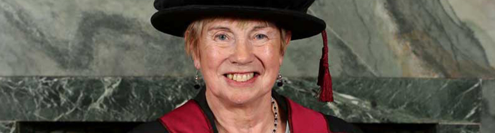 A tribute to Janet Goodwin, former charity President and oral health champion