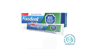Oral-B Fixodent Plus