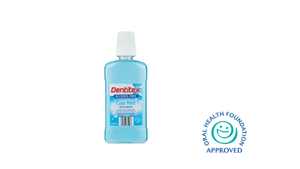 Aldi Dentitex No-Alcohol Mouthwash