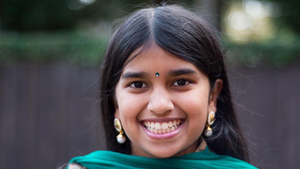 10-year-old Varshini announced as final Nominate A Smile Winner