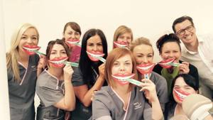 Making smiles with Beam Orthodontics